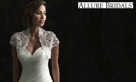 Allure Bridal Jackets