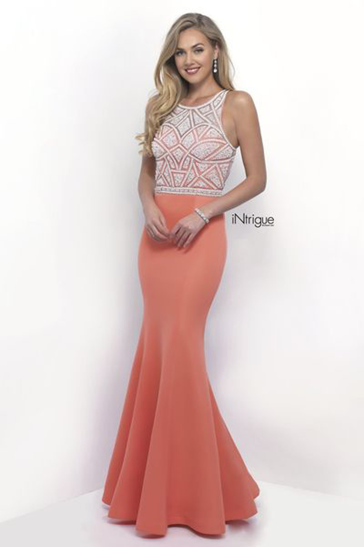 Blush Intrigue 262 Prom Dress