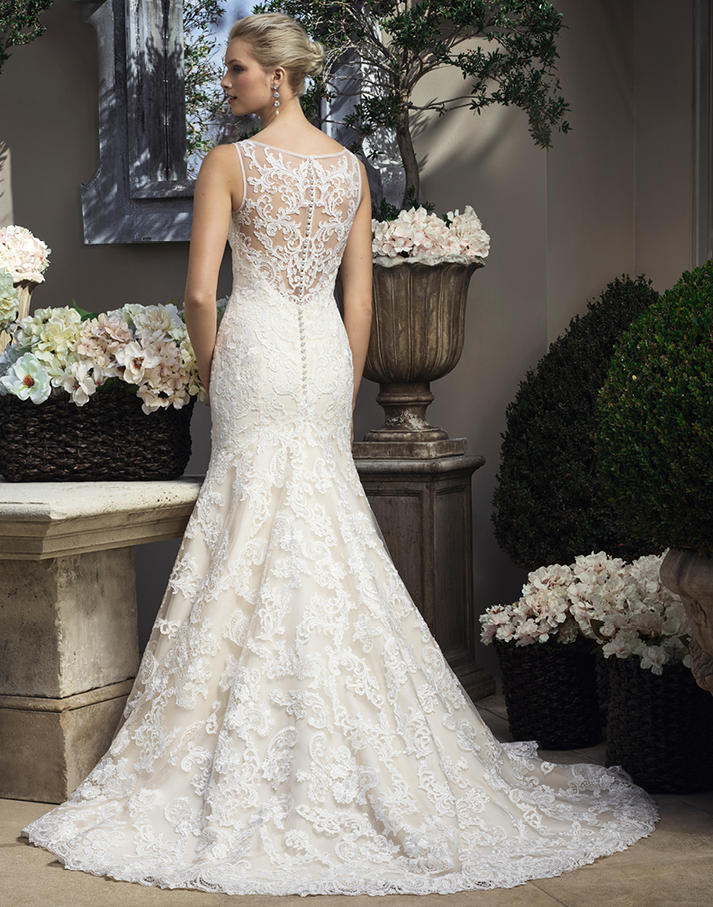 Casablanca bridal 2206 wedding dress for Casablanca wedding dress