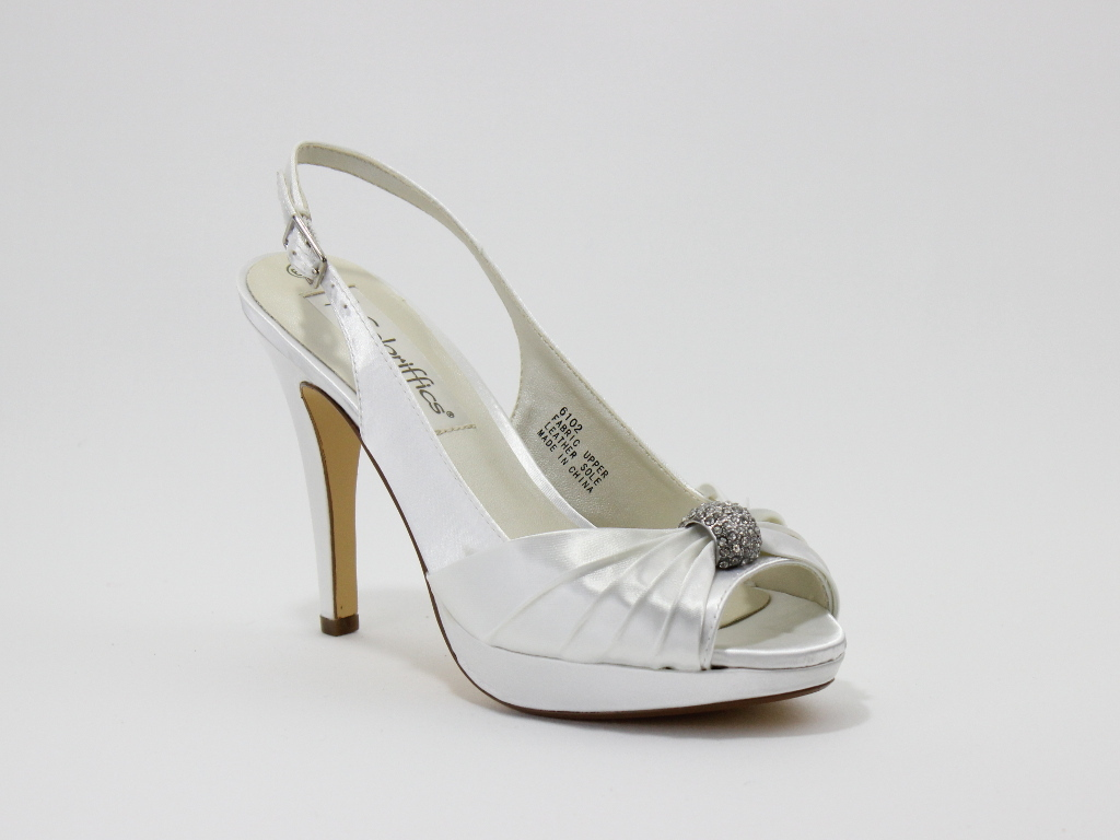 59% off Deb Shoes - Deb silver sparkle heels from ! jess's closet