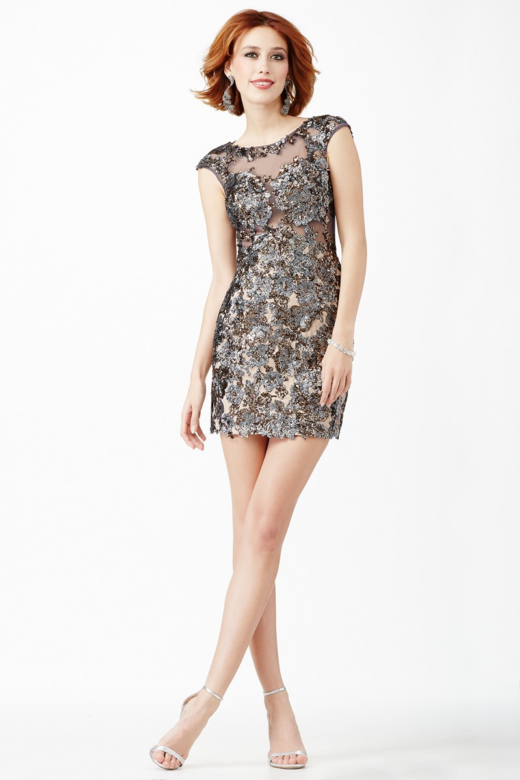 Short Quinceanera Dresses