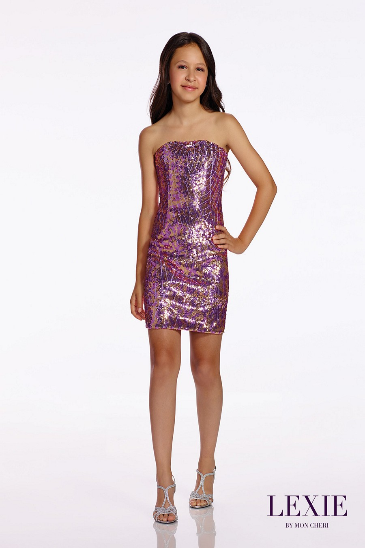 Lexie By Mon Cheri Tw11669 Dress Madamebridal Com