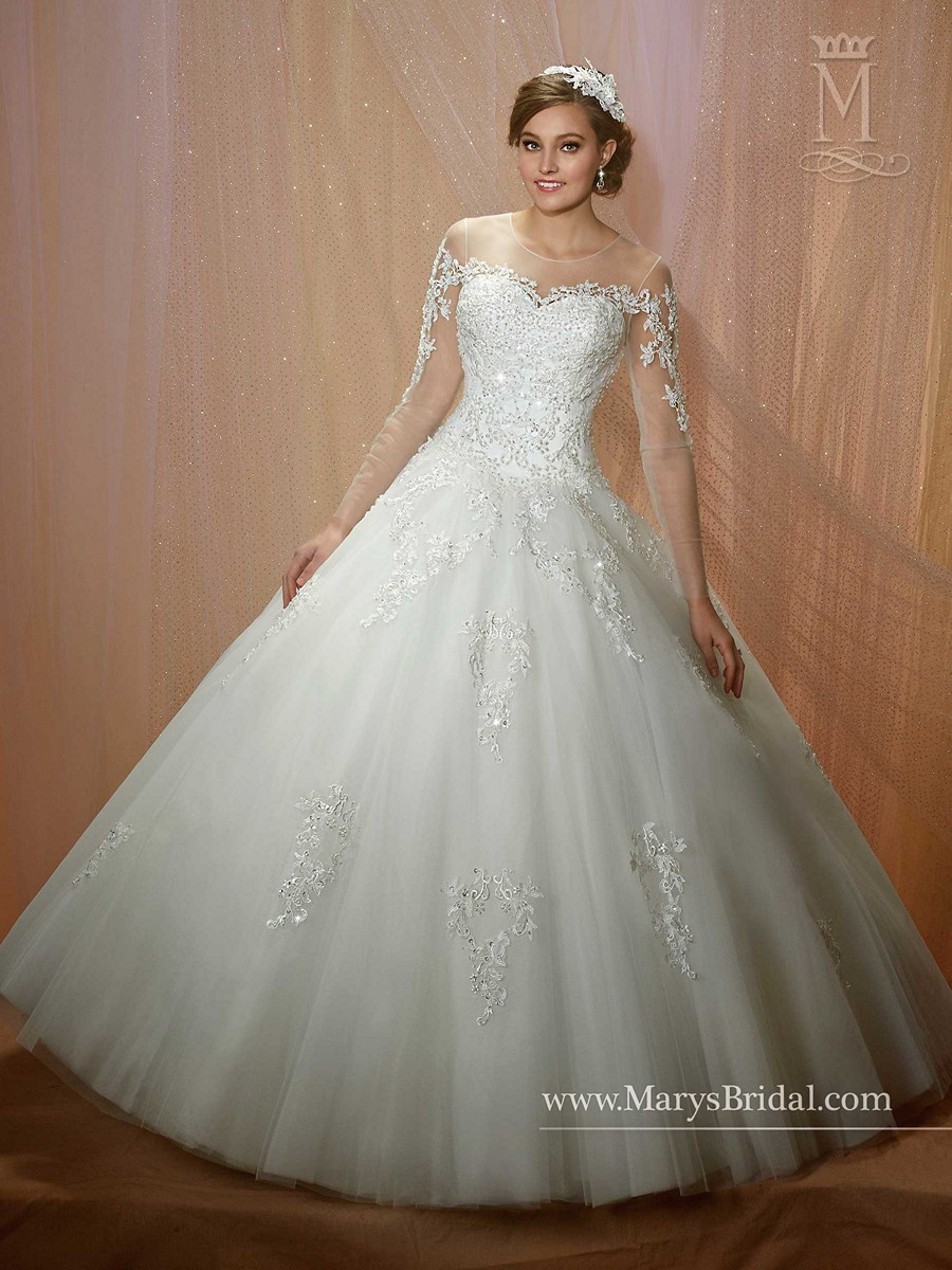 Marys bridal couture d amour 6462 wedding dress for Where to sale wedding dresses