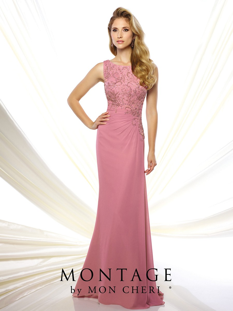 Montage By Mon Cheri 116947 Evening Dress Madamebridal Com