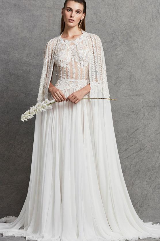 Zuhair Murad Celena Wedding Dress