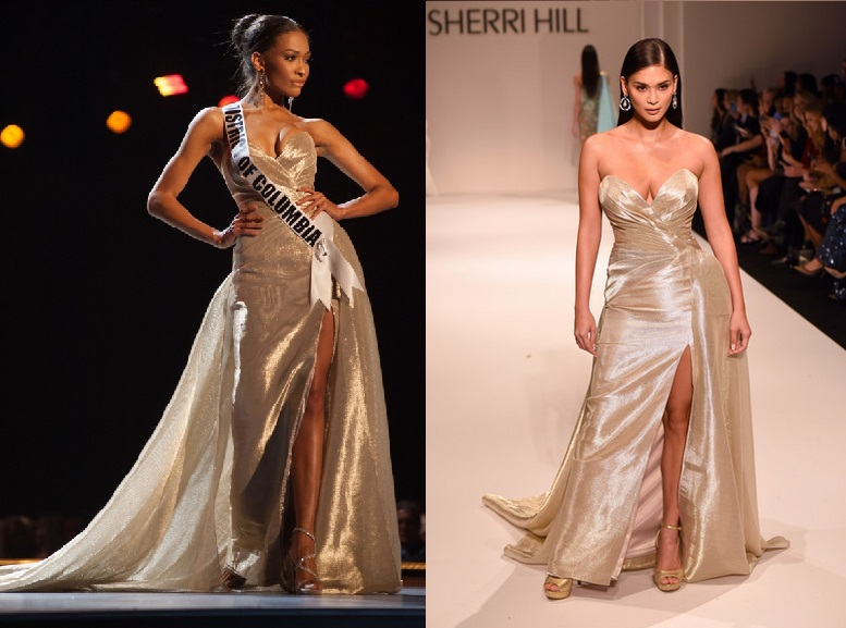 Top 8 Miss Usa 2018 Evening Gown Competition Looks