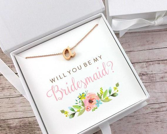 "Bridesmaid Proposal Ideas | Ask ""Will"