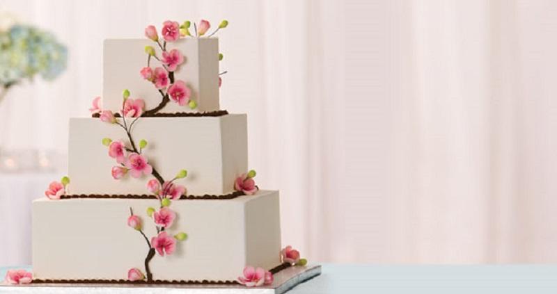 Enjoyable Supermarket Wedding Cakes Buying Wedding Cake From Grocery Store Birthday Cards Printable Giouspongecafe Filternl