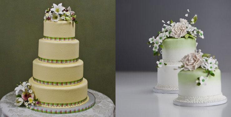 Supermarket Wedding Cakes Buying Wedding Cake From