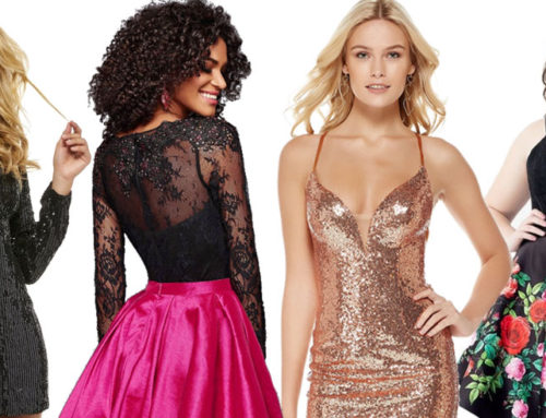 9 Trending Styles for 2018 Homecoming Dance