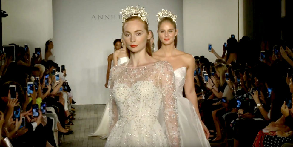 Hottest Trends For Fall 2019 New York Bridal Fashion Week