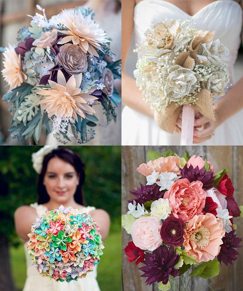 Alternative Wedding Bouquet Ideas 9 Fab Non Floral Bridal Bouquets