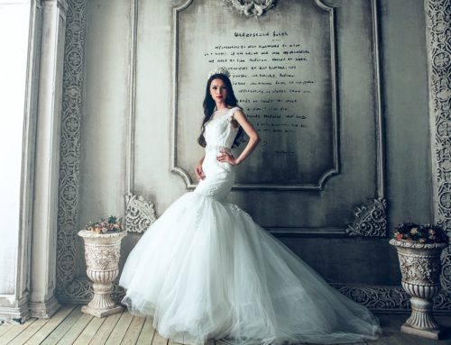 Fit and Flare Wedding Dress – An All-Time Classic