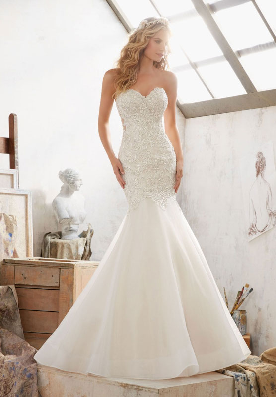 Fit And Flare Wedding Dress How To Pick The Perfect One For You