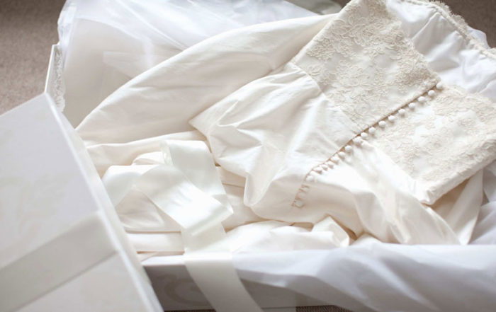 recycle or preserve your wedding dress