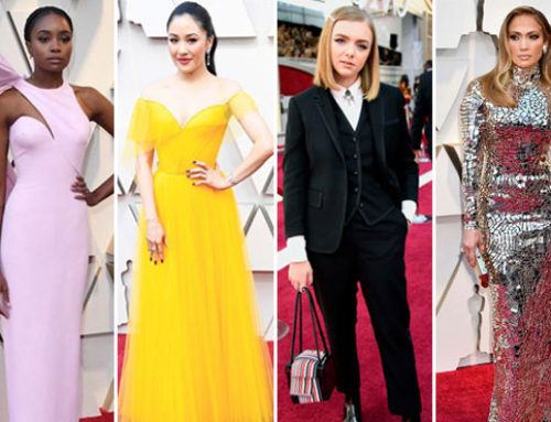Oscars-Worthy Red Carpet Dresses for Prom 2019