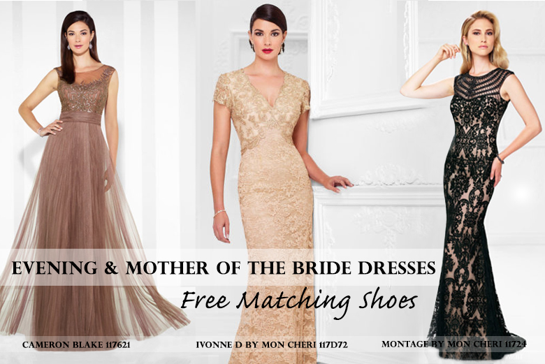 MOB Dresses That Are Elegant and Refined, Never Matronly