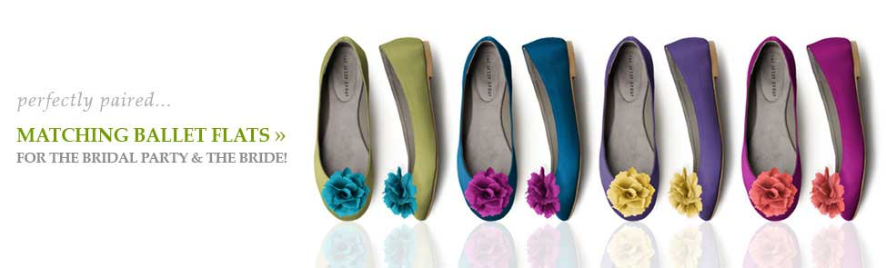 Shoes by Dessy