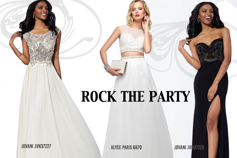 Feel Your Most Beautiful in Our Designer Prom Dresses
