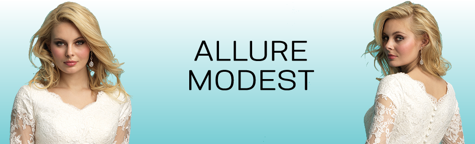Allure Modest Wedding Dresses Fulfills Your Commitments