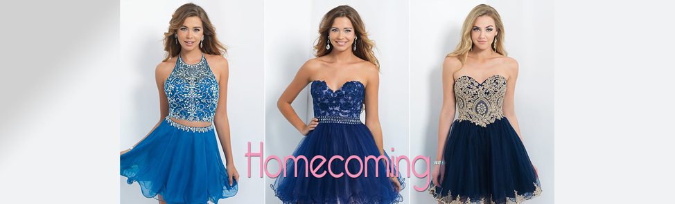 Homecoming Dresses by Blush
