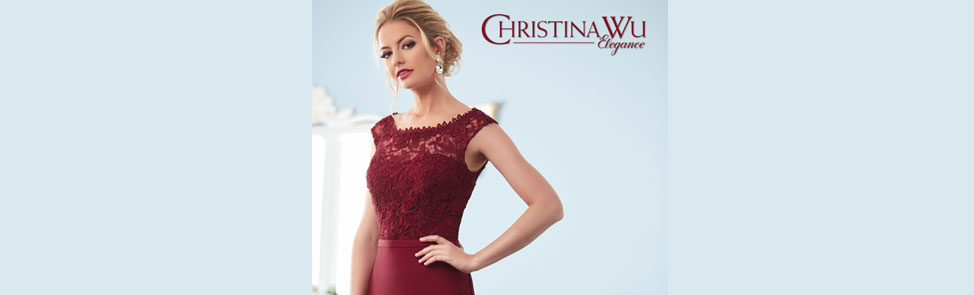 Dresses by Christina Wu Elegance