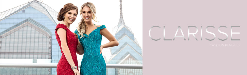 Prom Dresses by Clarisse Couture