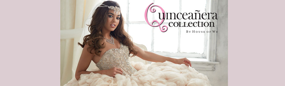 Quinceañera Dresses by House of Wu