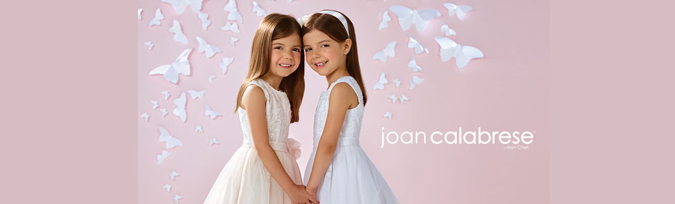 Flower Girls Dresses by Joan Calabrese