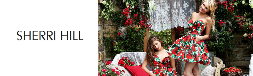 Sherri Hill Homecoming Dresses: Make It A Red Carpet Evening