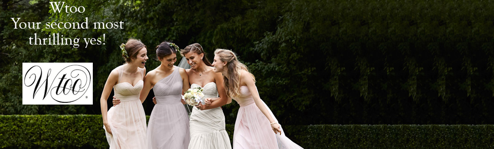 WTOO Bridesmaid Dresses are High in Beauty