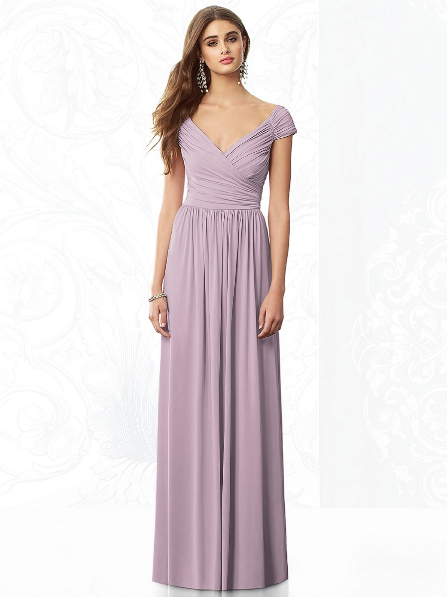 After Six 6697 Quick Delivery Bridesmaid Dress