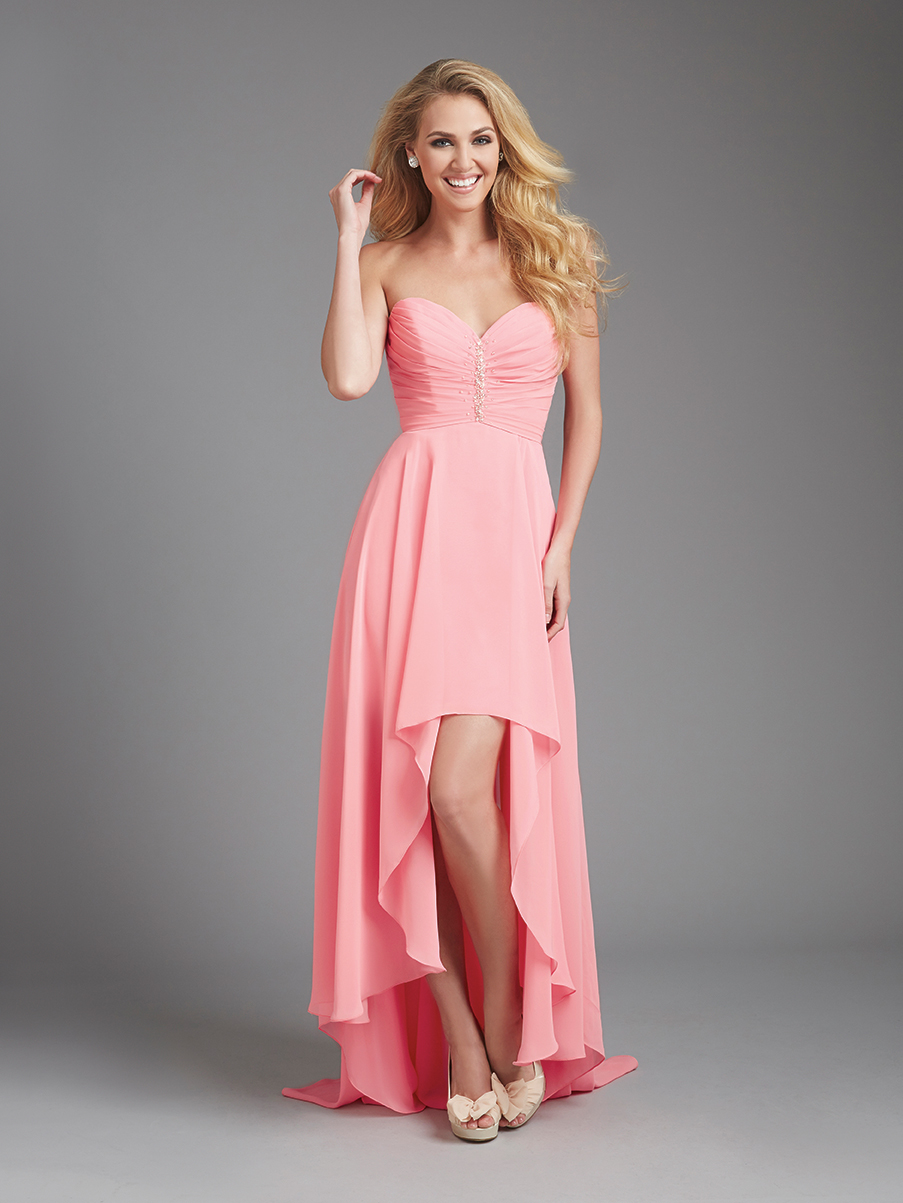 Allure bridals 1361 bridesmaid dress madamebridal junglespirit Gallery