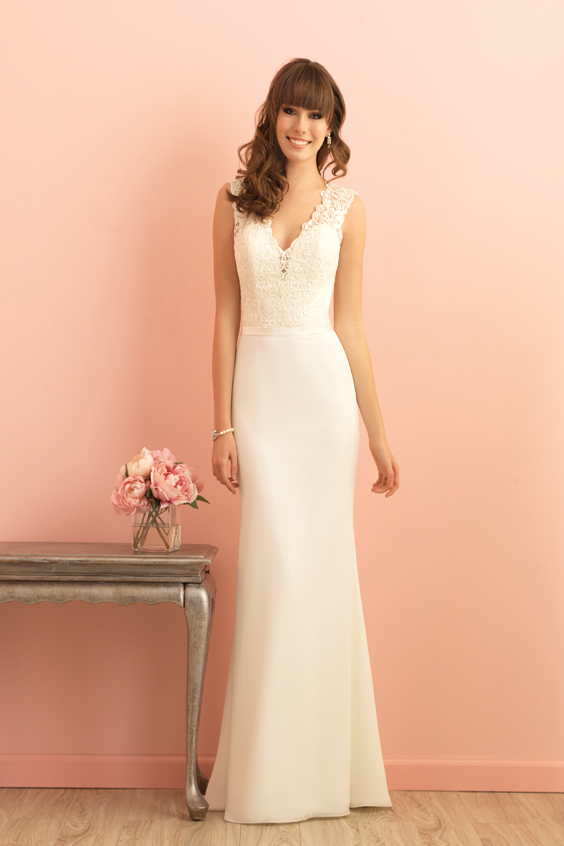 Allure Bridals 2857 Wedding Dress Madamebridal