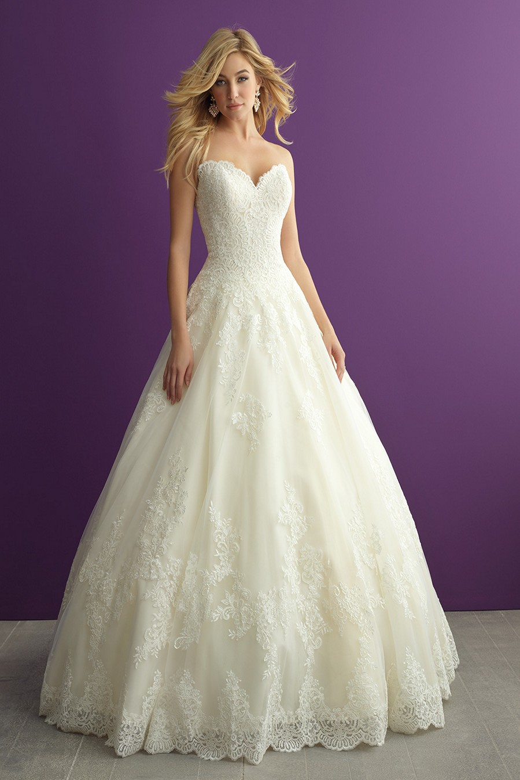 Allure Bridals 2959 Wedding Dress | MadameBridal.com