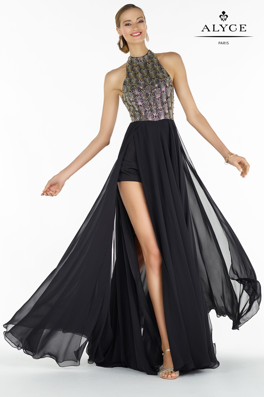 Alyce Paris 2617 Prom Dress | MadameBridal.com