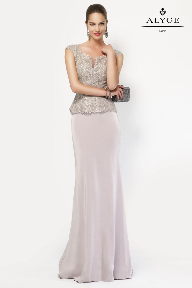 Alyce 27105 Evening Dress | MadameBridal.com