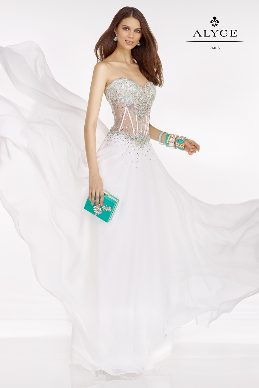 Alyce Paris 6511 Prom Dress | MadameBridal.com