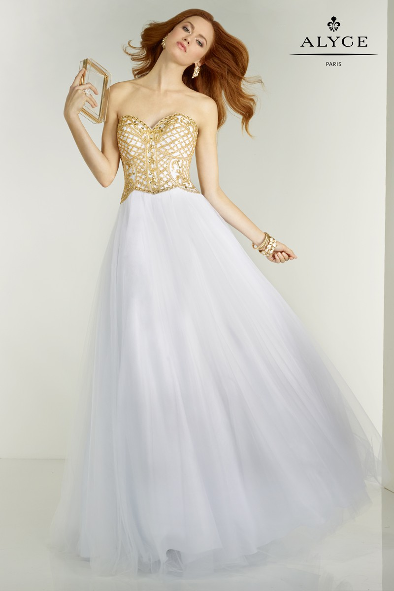Alyce Paris 6574 Prom Dress | MadameBridal.com