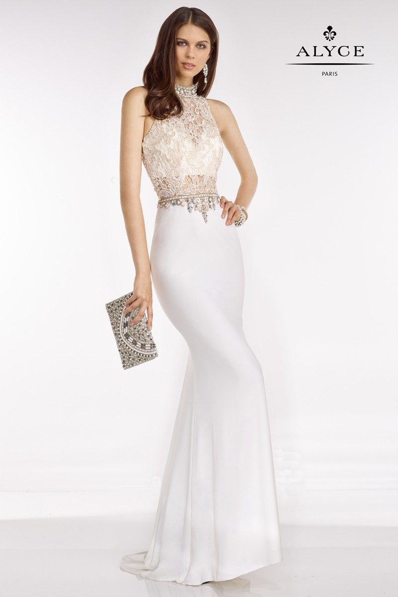 Alyce Paris 6590 Prom Dress | MadameBridal.com