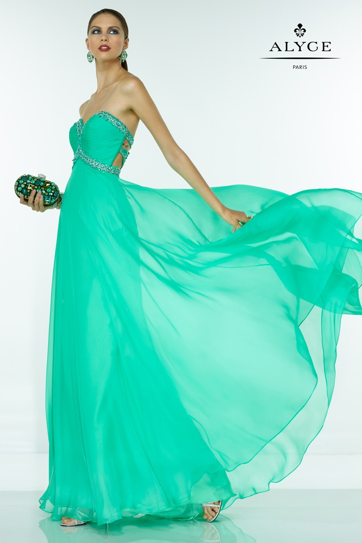 Alyce Paris B Dazzle 35785 Prom Dress   MadameBridal.com