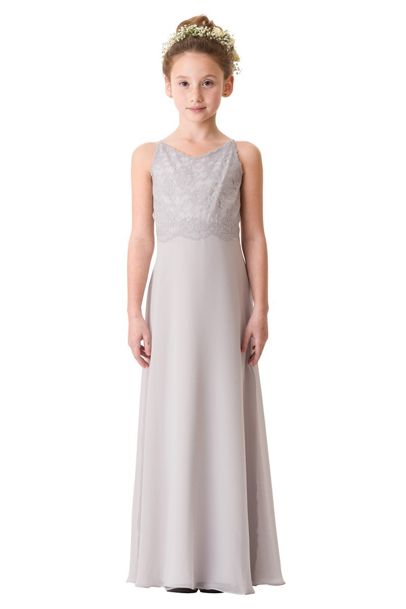 Bari Jay 1664jr Junior Bridesmaid Dress Madamebridal Com