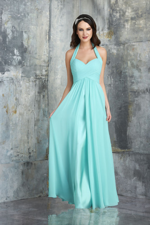 Bari jay 3553 maternity bridesmaid dress for Sample wedding dresses chicago