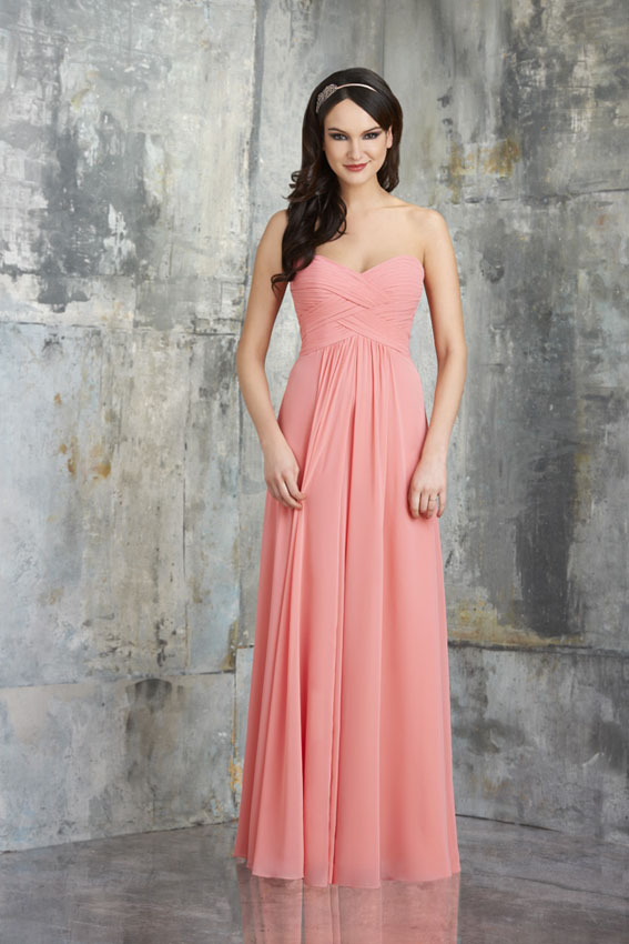 Bari Jay 3555 Maternity Bridesmaid Dress | MadameBridal.com