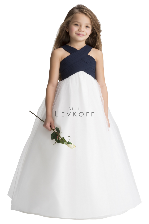 Bill levkoff 121801 flower girl dress madamebridal ombrellifo Images