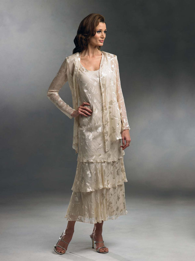Country Western Mother Of The Bride Dresses