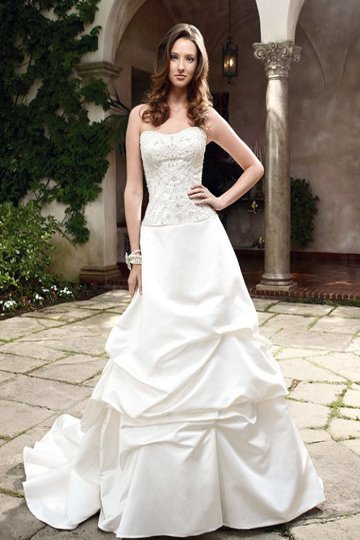 Casablanca Bridal 2020 Wedding Dress | MadameBridal.com