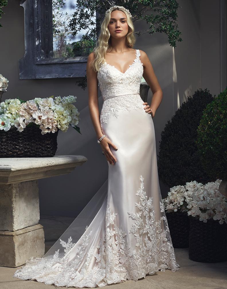 Casablanca bridal 2210 wedding dress madamebridal junglespirit Images