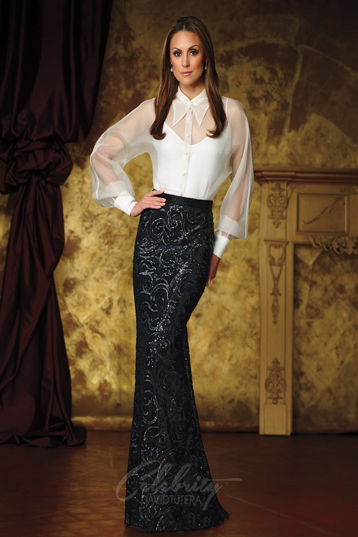 Celebrity David Tutera DT11608 Three-Piece Evening Dress ...