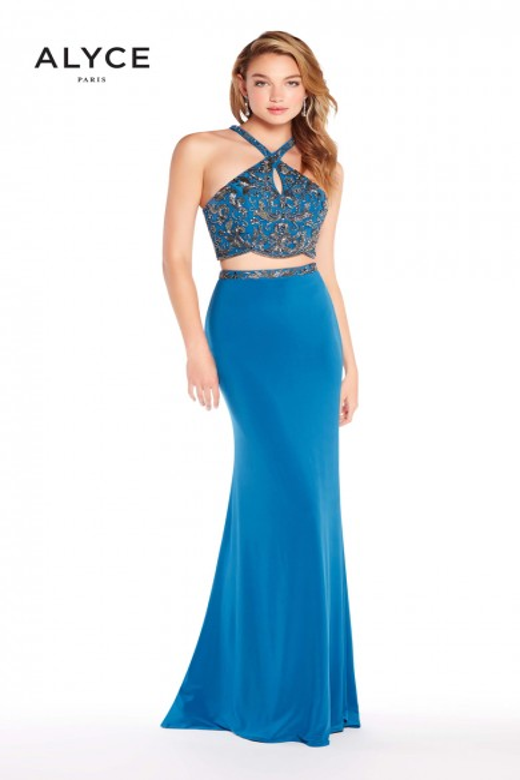 Alyce Paris 60018 Two-Piece Prom Dress